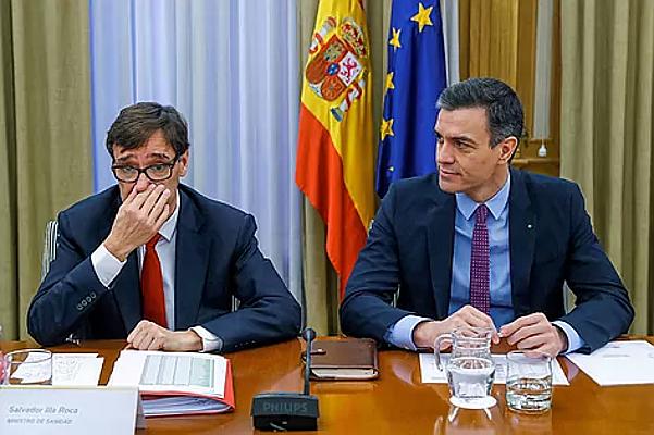 España gulag de Europa